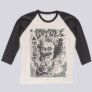 GRIMES T-shirt